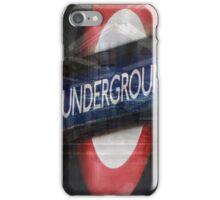Urban Underground iPhone Case/Skin