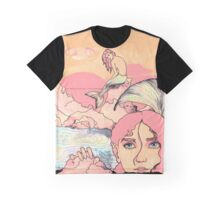 The Mermaids Graphic T-Shirt