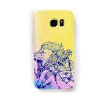 Hogwarts COLOUR  Samsung Galaxy Case/Skin
