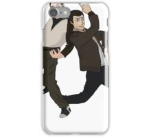 Niko and Roman from GTA IV iPhone Case/Skin