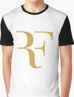 Roger Federer Graphic T-Shirt