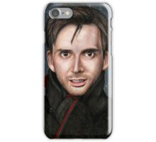 David Tennant iPhone Case/Skin