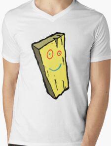 Ed, Edd N Eddy Plank Design  Mens V-Neck T-Shirt