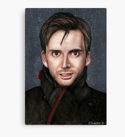 David Tennant Canvas Print