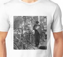 Music for the bicycles Unisex T-Shirt