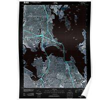 New York NY Flushing 20100330 TM Inverted Poster