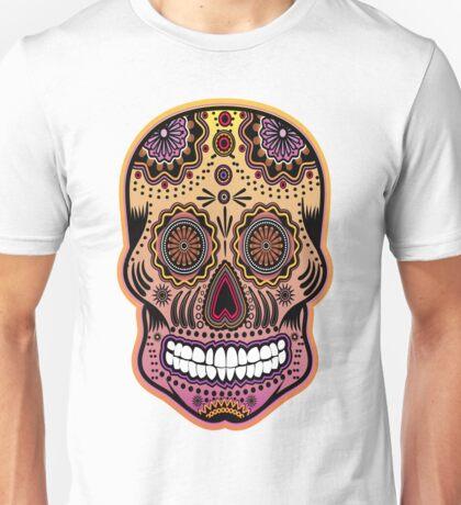 dia de los muertes 3 Unisex T-Shirt
