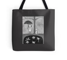 The Monster Tree Tote Bag