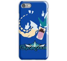 Gyarados 2.0 iPhone Case/Skin
