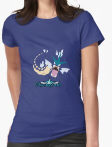 Gyarados 2.0 Womens Fitted T-Shirt