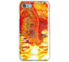 Sunbird on Vajra iPhone Case/Skin