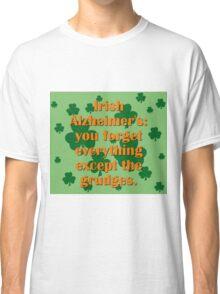Irish Alzheimers Classic T-Shirt
