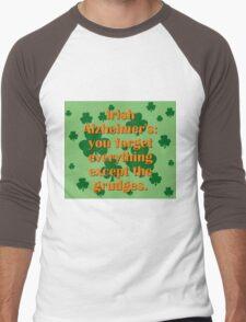Irish Alzheimers Men's Baseball ¾ T-Shirt