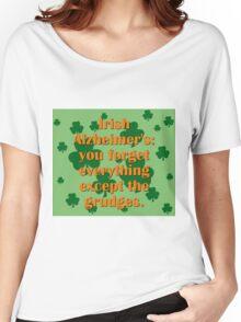 Irish Alzheimers Women's Relaxed Fit T-Shirt