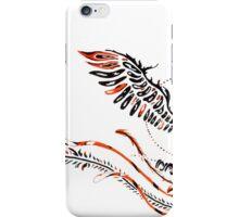 Red fenix iPhone Case/Skin