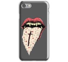 VAMPIRE DIRTY MOUTH iPhone Case/Skin