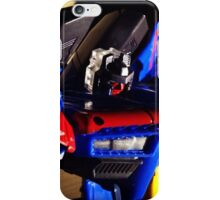 Distant Thunder iPhone Case/Skin