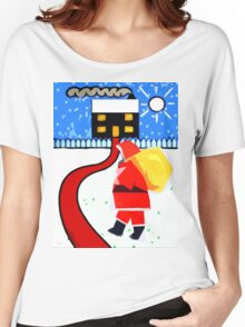 RED CARPET Women's Relaxed Fit T-Shirt