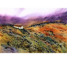 Highland Hideaway Photographic Print