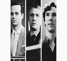 Sherlock - Jim Moriarty, John Watson, Sherlock Holmes T-Shirt