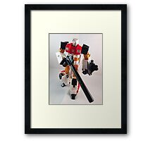 Air Commander Framed Print