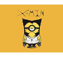 X-MIN - Minion xmen Photographic Print