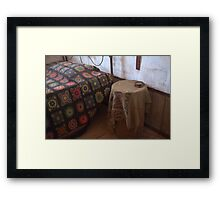 The simple life? Framed Print