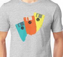Diskettes Unisex T-Shirt