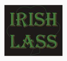 Irish Lass Kids Tee