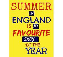 British Summer Time ... Photographic Print