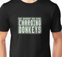 CHARGING DONKEYS Unisex T-Shirt