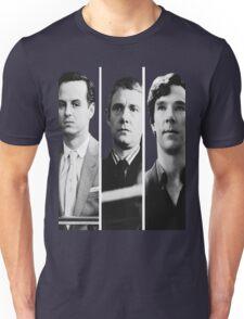 Sherlock - Jim Moriarty, John Watson, Sherlock Holmes Unisex T-Shirt