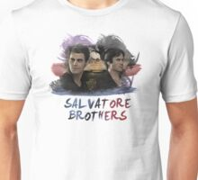 Salvatore Brothers - The Vampire Diaries Unisex T-Shirt