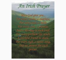 Irish Prayer Kids Tee