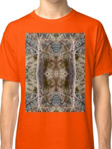 Nature Pattern Abstract Classic T-Shirt