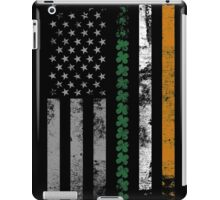 Irish Shamrocks St. Patricks Day iPad Case/Skin
