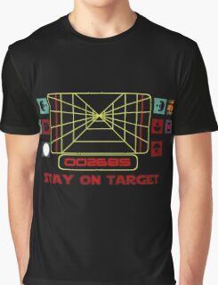 Stay on Target Graphic T-Shirt