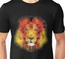 abstract lion 2 Unisex T-Shirt