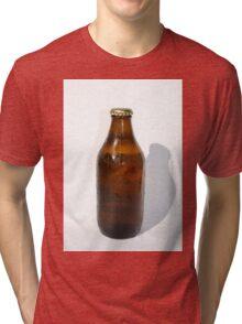 Cold Bottle of Beer Tri-blend T-Shirt