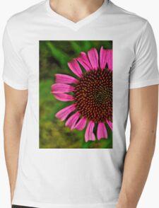 Peep of Pink Mens V-Neck T-Shirt