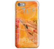 London: Talk iPhone Case/Skin
