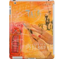 London: Talk iPad Case/Skin