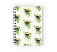 Glitter Chops Spiral Notebook