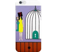 KEY QUESTION iPhone Case/Skin