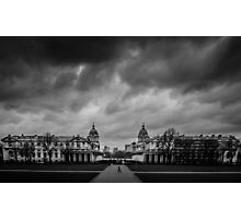 ORNC, Greenwich Photographic Print