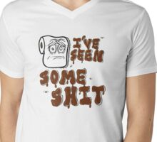 I've Seen Some S$%& Mens V-Neck T-Shirt