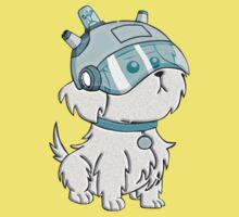 the dog - Rick And Morty One Piece - Short Sleeve