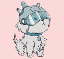 the dog - Rick And Morty Kids Tee