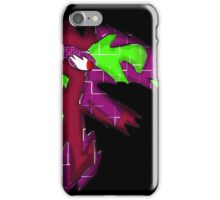 Furry Colorfull Monster iPhone Case/Skin