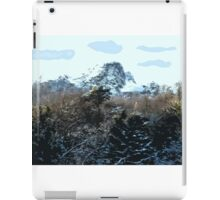 SNOWY MOUNTAIN iPad Case/Skin